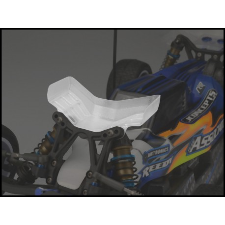 """JConcepts """"Finnisher"""" B5/B6 Front Wing (Wide)"""