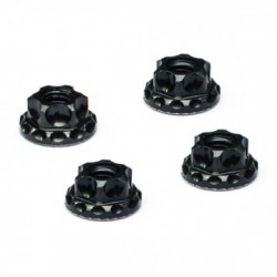 T-Workss 7075-T6 Lightweight Aluminium Wheel Nuts