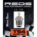 Reds Racing Glow Plug TS4 Super Hot Turbo Special - Japan