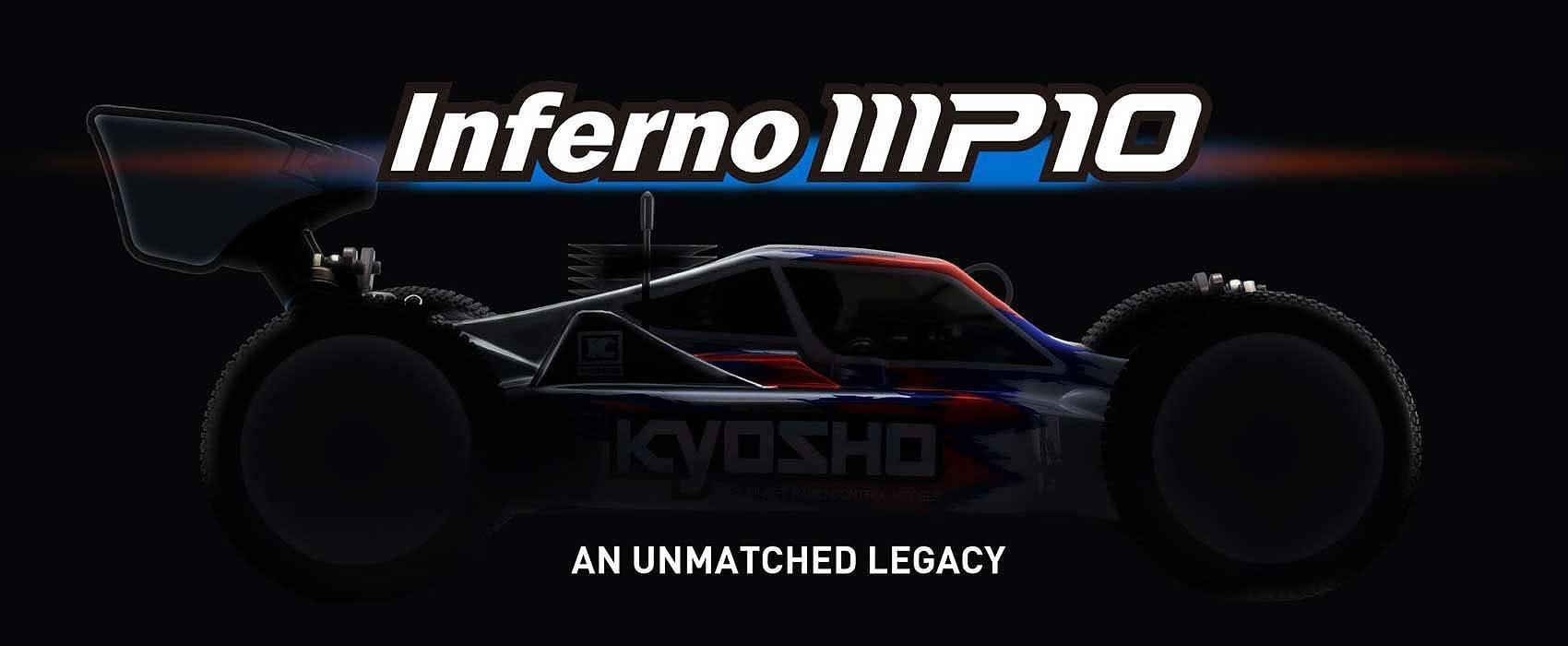 Kyosko Inferno MP10